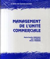 Management de l'unite commerciale ; classeur - Intérieur - Format classique