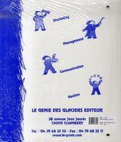 Management de l'unite commerciale ; classeur - 4ème de couverture - Format classique