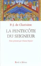 Pentecote Du Seigneur - Couverture - Format classique