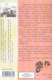 Une Epopee Litteraire ; 4 Racontars Arctiques - 4ème de couverture - Format classique