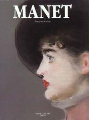 Manet - Intérieur - Format classique