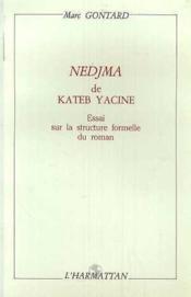 Nedjma de Kateb Yacine - Couverture - Format classique