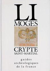 Limoges, Crypte Saint-Martial - Intérieur - Format classique