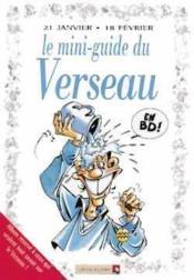 Le mini-guide astro du verseau en BD - Couverture - Format classique