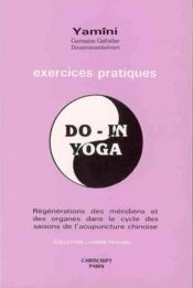 Do-in, yoga ; exercices pratiques - Couverture - Format classique