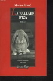 La ballade d'Iza - Couverture - Format classique