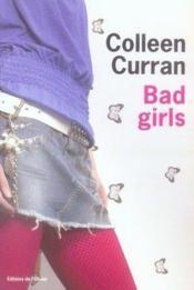 Bad Girls - Couverture - Format classique