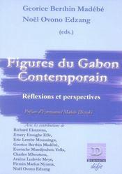 Figures du Gabon contemporain, problèmes et perspectives - Intérieur - Format classique