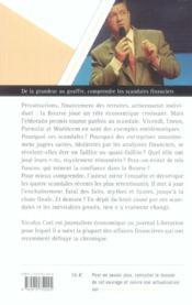 De La Grandeur Au Gouffre : Comprendre Les Scandales Financiers - 4ème de couverture - Format classique