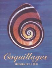 Coquillages ; Les Tresors De La Mer - Intérieur - Format classique