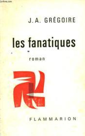 Les Fanatiques. - Couverture - Format classique