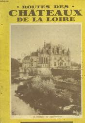 Routes Des Châteaux De La Loire - Couverture - Format classique
