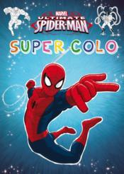Super Colo ; Spider-Man - Couverture - Format classique