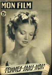 Mon Film N° 244 - Femmes Sans Nom - Couverture - Format classique