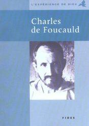 Charles De Foucauld - Intérieur - Format classique