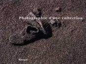 Photographie D'Une Collection - Couverture - Format classique
