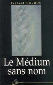 Medium Sans Nom - Couverture - Format classique