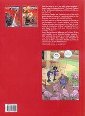 Les pompiers t.2 ; hommes au foyer - 4ème de couverture - Format classique