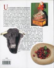 Tour de table en Languedoc-Roussillon - 4ème de couverture - Format classique