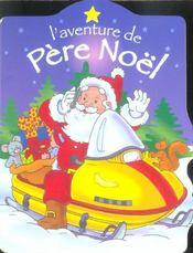 L'Aventure De Pere Noel - Intérieur - Format classique