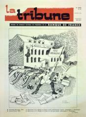 Tribune (La) N°437 du 01/02/1972 - Couverture - Format classique