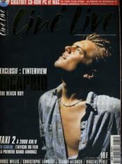 CINE LIVE - N° 31 - Exclusif: l'interview DICAPRIO, the beach boy - Couverture - Format classique