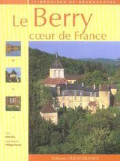 Le Berry, coeur de France - Intérieur - Format classique