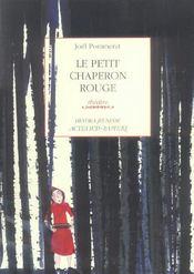 Le petit chaperon rouge - Intérieur - Format classique