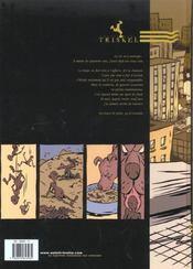 L'Escalade De La Chute - 4ème de couverture - Format classique