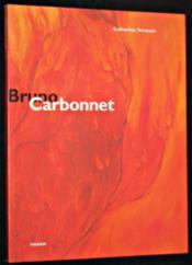 Bruno Carbonnet - Couverture - Format classique