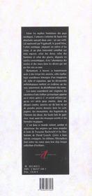 Yggdrasill ; L'Arbre Des Origines - 4ème de couverture - Format classique