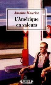 L'amerique en valeurs - Couverture - Format classique