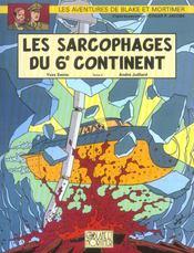 Blake Et Mortimer T.17 ; Les Sarcophages Du 6e Continent T.2 - Intérieur - Format classique