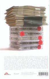 Qui Vive - 4ème de couverture - Format classique