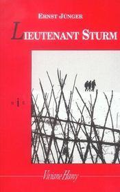 Lieutenant Sturm - Intérieur - Format classique