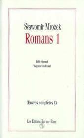 Oeuvres complètes t.9 ; romans t.1 ; l'été est court, toujours vers le Sud - Couverture - Format classique