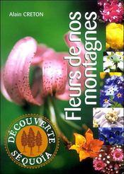 Ds ; fleurs de nos montagnes - Intérieur - Format classique