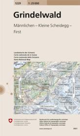 Grindelwald ; 1229 - Couverture - Format classique