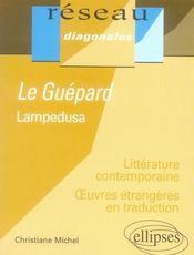 Le guépard de Lampedusa - Intérieur - Format classique