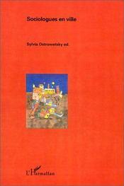 Sociologues en ville - Intérieur - Format classique