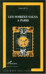 Les soirées salsa à Paris - Couverture - Format classique