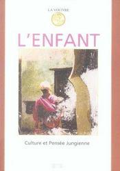 L'Enfant ; Culture Et Pensee Jungienne - Intérieur - Format classique