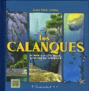 Calanques De Cassis A La Cote Bleue (Les) - Couverture - Format classique