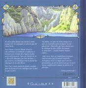Calanques De Cassis A La Cote Bleue (Les) - 4ème de couverture - Format classique