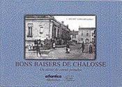 Bons Baisers De Chalosse Un Siecle De Cartes Postales - Couverture - Format classique
