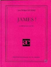 James - Couverture - Format classique
