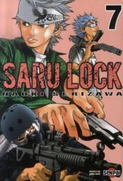 Saru lock t.7 - Couverture - Format classique