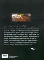 L'affaire du siècle t.1 ; château de vampire à vendre - 4ème de couverture - Format classique