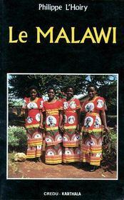 Le Malawi - Couverture - Format classique
