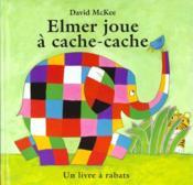 Elmer joue à cache-cache - Couverture - Format classique